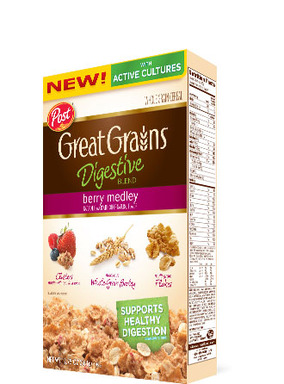 Great Grains Digestive Blend Berry Medley