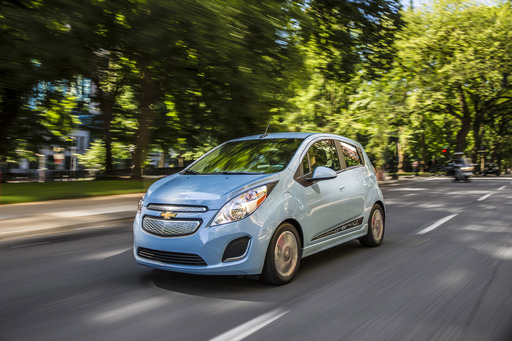 The 2014 Chevrolet Spark EV offers the lowest five-year ownership costs than its competitors, making it the best 5-Year Cost to Own: Plug-In Vehicle.