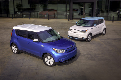 Kia's First Mass Market Electric Vehicle Makes World Debut in the Windy City