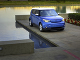 New 2015 Kia Soul EV Offers an Expected 80-100 Miles of Range