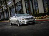 Hybrid version of Kia's Best-Selling Optima now Offers More Uplevel Features and Options to Enhance Comfort and Value
