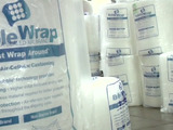 Bubble Wrap® B-roll