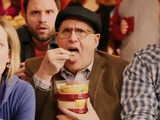 Sabra commercial features actor Jeffrey Tambor.