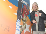 Sage Kotsenburg Wheaties Box Unveiling
