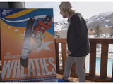 Wheaties Box Unveil Broll