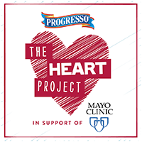The Heart Project logo