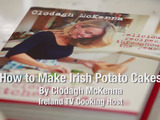 How to Make Clodagh's Deliciously Cheesy Irish Potato Cakes