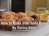 How to Make Darina Allen's Quick and Easy Irish Soda Bread