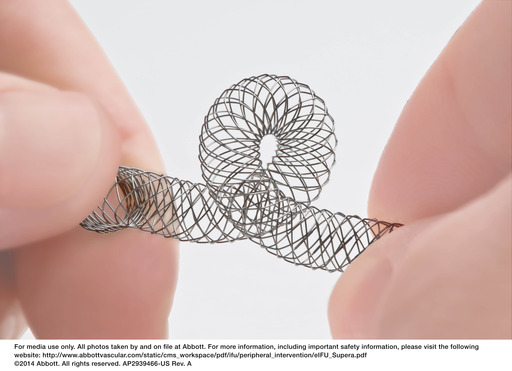 Supera® Peripheral Stent System