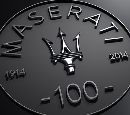 At the century mark, Maserati boasts two brand new luxury sports sedans, state-of-the-art production facilities, all-time record sales and a year of special events ? www.maserati100.com