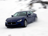 Maserati Ghibli S Q4 all-wheel-drive
