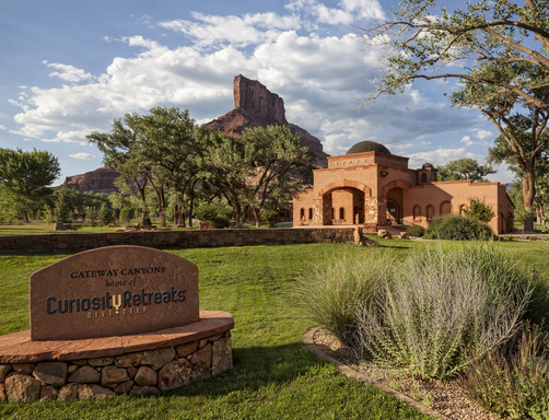 Gateway Canyons Resort & Spa, Home of Curiosity Retreats