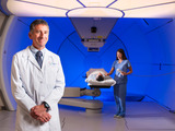 Carl Rossi, M.D., is medical director of Scripps Proton Therapy Center.