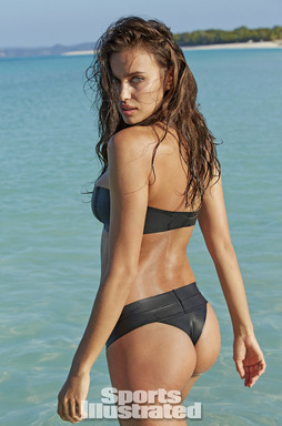 Sport Illustrated Swimsuit 2014 model Irina Shayk photograped in Nosy Be, Madagascar by Derek Kettela for Sports Illustrated.