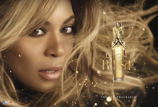 Beyonce Rise The New Fragrance