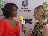 Unilever Project Sunlight spotlight on Angela Basset at the Independent Spirit Awards