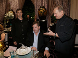 Chef of the Century Joel Robuchon presented his culinary masterpiece to guests at When In France: A Joel Robuchon Dinner at MGM Grand