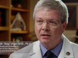 Herbert W. 'Skip' Virgin M.D., Ph.D. explains advances in IBD genetic research.