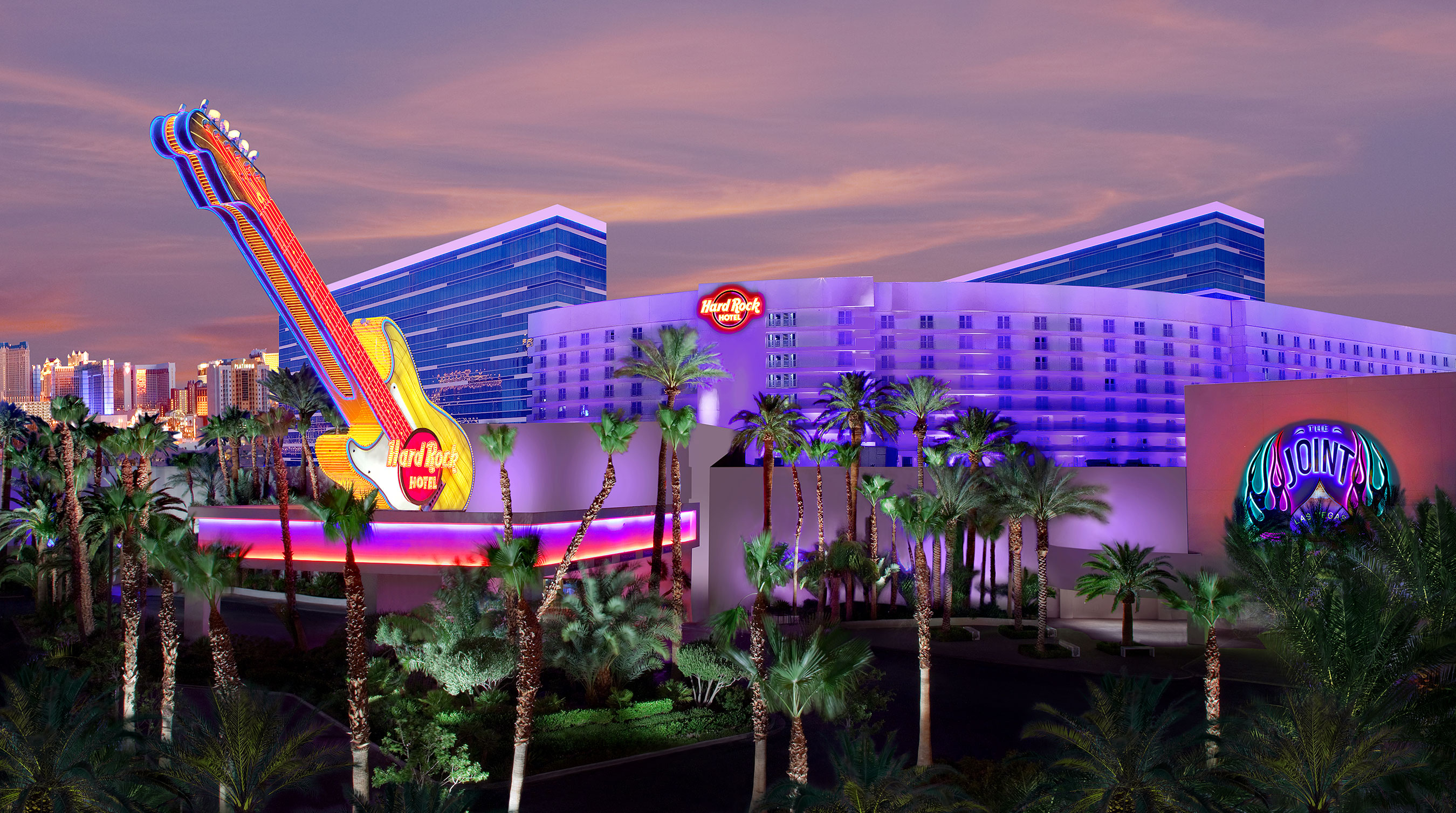 hardrock hotel and casino
