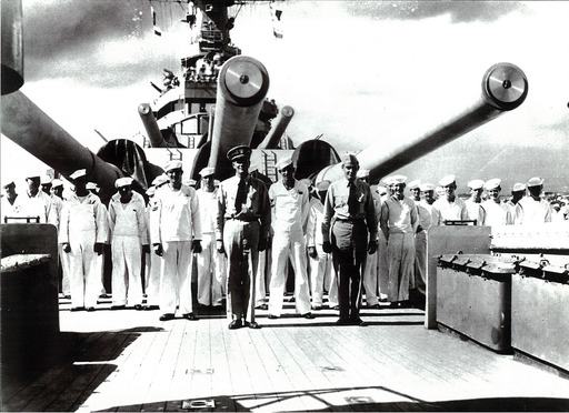 A World War II veteran, Matthaei was stationed on the USS Missouri when the Japanese surrendered in 1945.