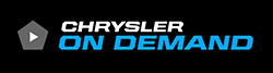 Chrysler On Demand logo