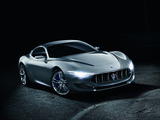 Maserti's Alfieri 2+2 Concept car, unveiled in Geneva, celebrates the brand's centenary and is an exciting, but realistic and 100% functional prototype that says much about the design DNA of future Maserati vehicles.