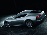 "The striking new Maserati concept bears the name of Alfieri, the most prominent of the Maserati brothers and the engineering genius who founded ""Officine Alfieri Maserati"" in Bologna a century ago."