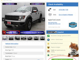 Every car on Carfax Used Car Listings has a free Carfax Report from dealers.