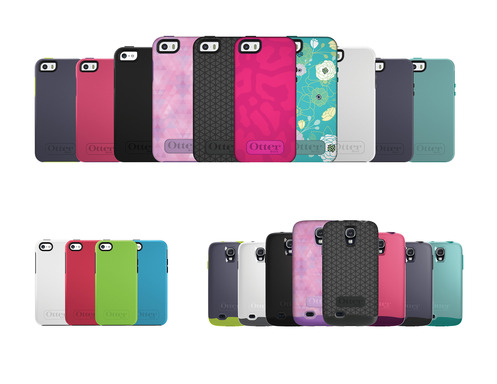 The OtterBox Symmetry Series fuses the style you want with the protection you need