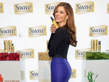 Maria Menounos announces partnership with Suave Professionals® and GLAM4GOOD, helping to provide hair makeovers in NYC's Times Square. Women can get a sample of the new Natural Infusion products and give one to a friend by visiting Suave.com.