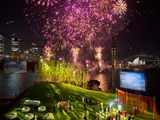 Opera on Sydney Harbour:Madama Butterfly. Photo James Morgan for Opera Australia