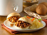 Slow Cooker Sloppy Jane Sliders