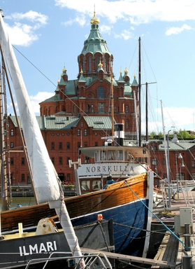 Helsinki, Finland is the most expensive international city for room service, according to the 2014 TripAdvisor TripIndex Room Service. (A TripAdvisor traveler photo)