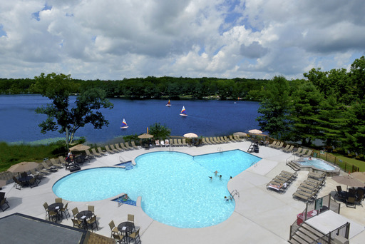 Woodloch Pines Resort in Hawley, Pennsylvania is among the top hotels for families, according to the 2014 TripAdvisor Travelers' Choice Awards for Hotels. (A TripAdvisor traveler photo)