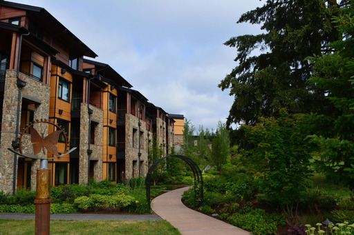 According to TripAdvisor, Allison Inn & Spa in Newberg, Oregon is a top-rated green hotel. (A TripAdvisor traveler photo)