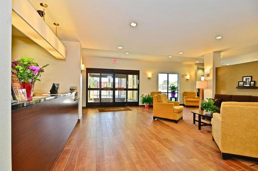 The Sleep Inn & Suites in Miles City, Montana is among the best green hotels in the U.S., reveals TripAdvisor. (A TripAdvisor traveler photo)