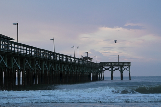 Myrtle Beach, South Carolina is the top U.S. destination for the 2014 summer travel period, according to TripAdvisor. (A TripAdvisor traveler photo)