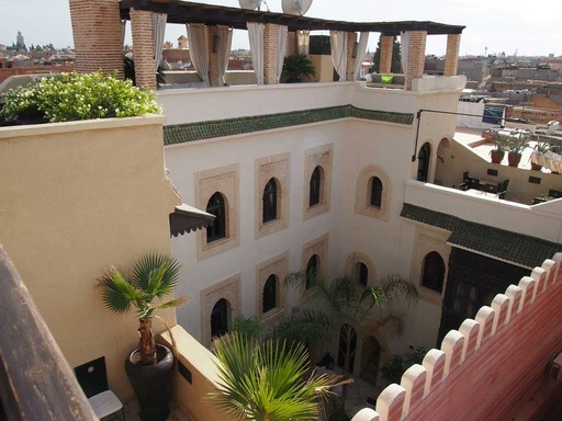 Riad Kheirredine in Morocco is the #1 hotel in the world for service, according to TripAdvisor Travelers' Choice Hotels with Exceptional Service. (A TripAdvisor traveler photo)