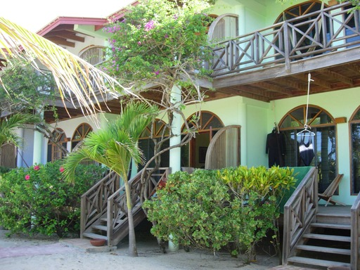 TripAdvisor Travelers' Choice Hotels with Exceptional Service named Hamanasi Adventure and Dive Resort in Belize among the top hotels in the world. (A TripAdvisor traveler photo)