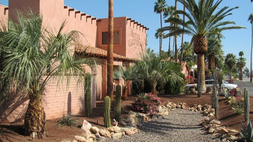 TripAdvisor Travelers' Choice Hotels with Exceptional Service reveals Hotel California in Palm Springs, CA is the #2 U.S. hotel for service. (A TripAdvisor traveler photo)