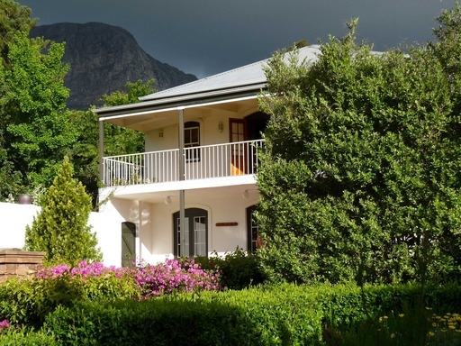 Akademie Street Boutique Hotel & Guesthouse in South Africa is a winner of the TripAdvisor Travelers' Choice Hotels with Exceptional Service awards. (A TripAdvisor traveler photo)