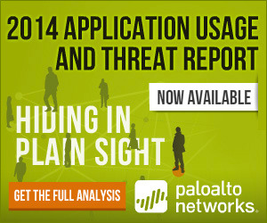 2014 Application Usage and Threat Report