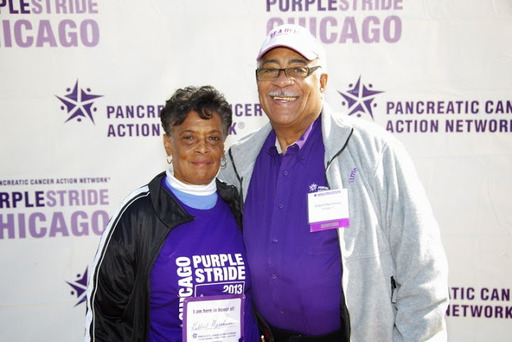 PurpleStride Chicago April 26, 2014 at Lincoln Park