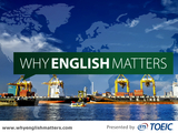 Introducing Why English Matters
