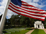 Brookwood American Cemetery in England is the final resting place of 468 individuals who lost their lives during World War I.
