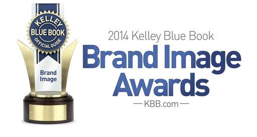 2014 KBB.com Brand Image Awards