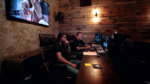 Shaun Silva knew he could do the work needed to run a post-production facility, but wasn't sure how to make it work financially. Northwestern Mutual stepped in to help turn his dream into reality.