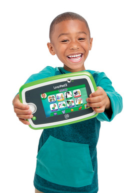 Introducing the new and powerful 5 LeapPad3: Kid Safe, Kid Tough, Kid Smart