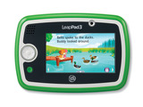"Introducing the new and powerful 5"" LeapPad3: Kid Safe, Kid Tough, Kid Smart"