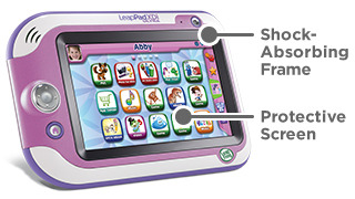 "LeapPad Ultra XDi, ultimate multimedia 7"" children's learning tablet."
